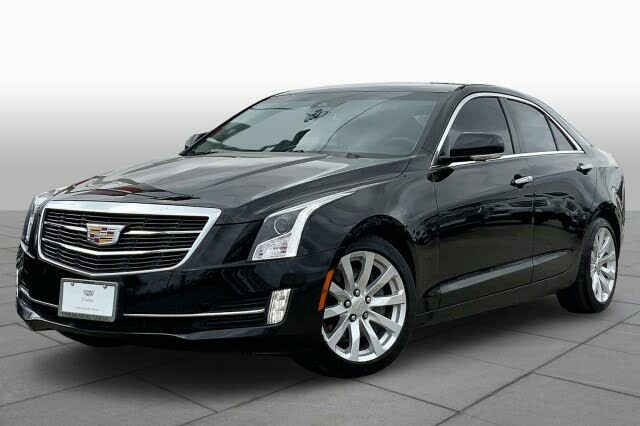 2018 Cadillac ATS 3.6L Premium Luxury RWD