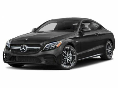 2019 Mercedes-Benz C-Class C AMG 43 4MATIC Coupe AWD