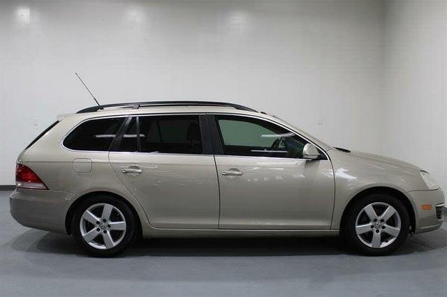 2009 Volkswagen Jetta Wagon Comfortline