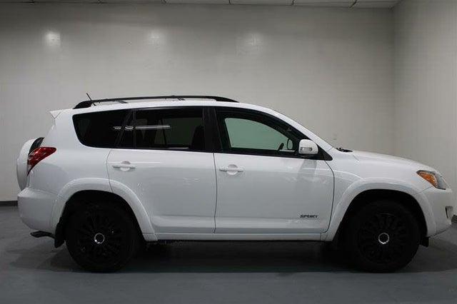 2012 Toyota RAV4 Sport 4WD