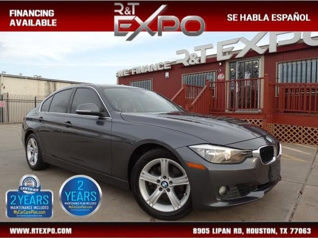 2015 BMW 3 Series 328i Sedan RWD