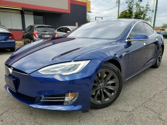2016 Tesla Model S 90D AWD