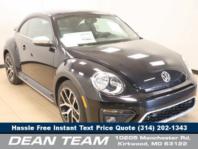 2016 Volkswagen Beetle 1.8T Dune