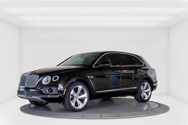 2018 Bentley Bentayga W12 Onyx Edition AWD