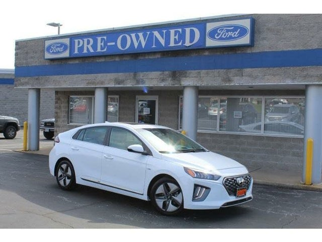 2020 Hyundai Ioniq Hybrid SEL FWD
