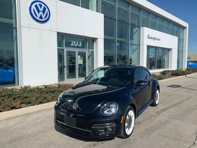 2019 Volkswagen Beetle Wolfsburg Edition Hatchback FWD