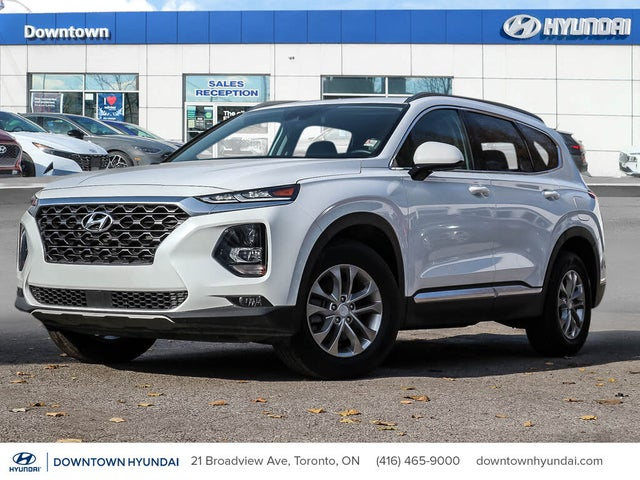 2020 Hyundai Santa Fe 2.4L Essential AWD with Safety Package