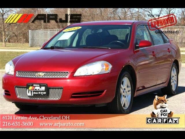 2013 Chevrolet Impala LT FWD