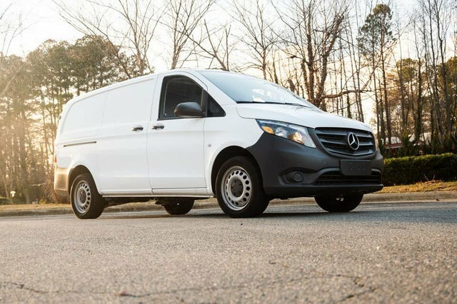 2017 Mercedes-Benz Metris Cargo Worker 3 Door