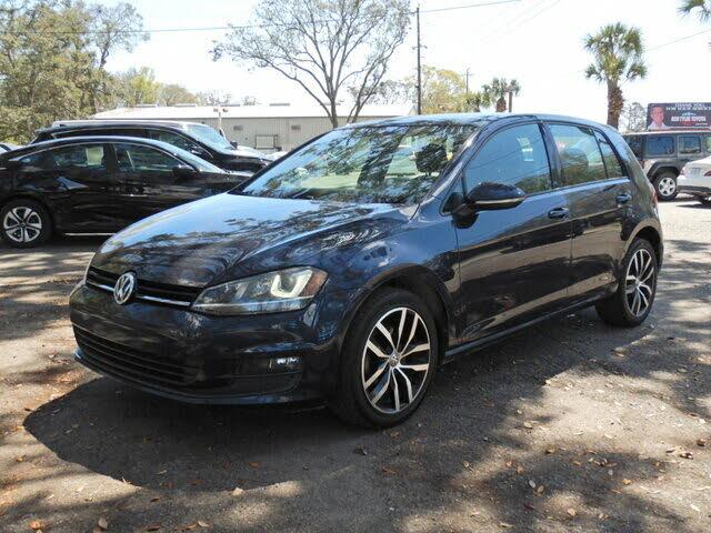 2015 Volkswagen Golf 1.8T SE
