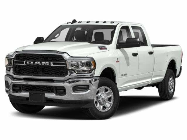 2021 RAM 2500 Tradesman Crew Cab 4WD
