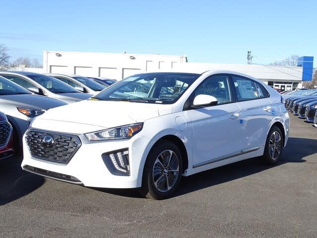 2021 Hyundai Ioniq Hybrid Plug-In