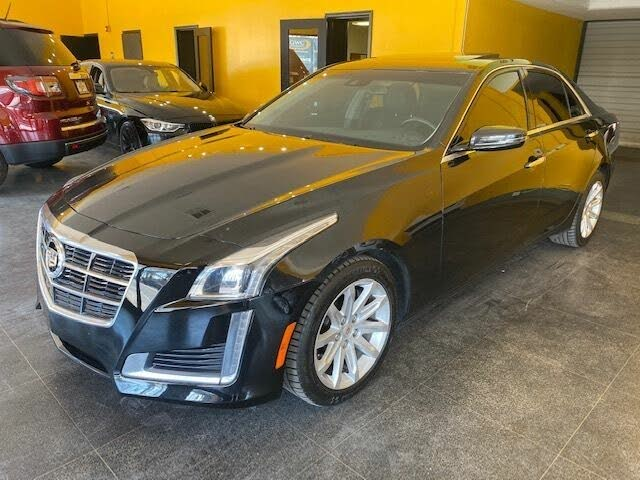 2014 Cadillac CTS 2.0T Luxury AWD
