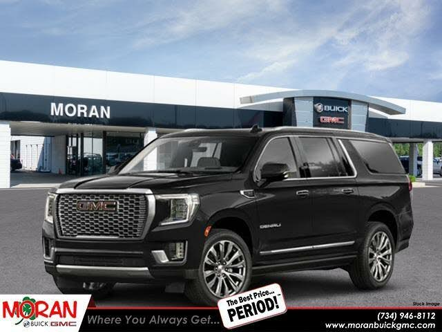 2021 GMC Yukon XL AT4 4WD