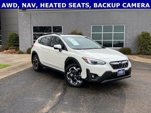 2021 Subaru Crosstrek Limited AWD