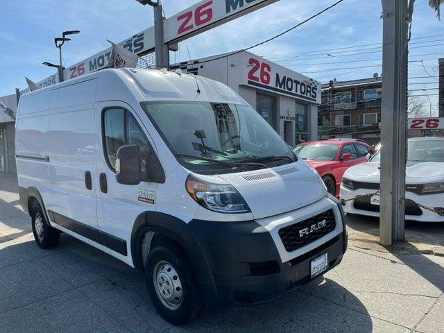 2020 RAM ProMaster 2500 136 High Roof Cargo Van FWD