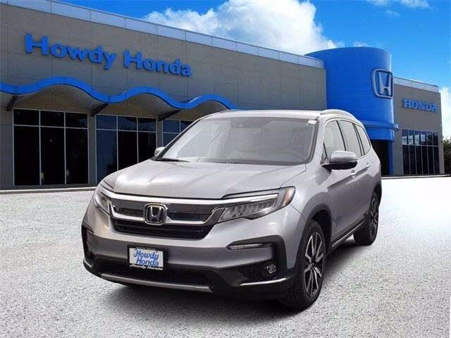 2021 Honda Pilot Touring 7-Seat FWD