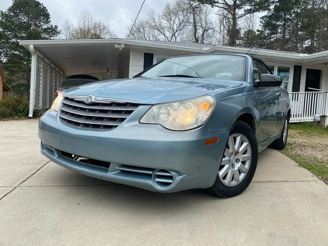 2008 Chrysler Sebring LX Convertible FWD