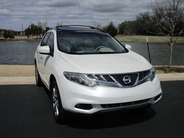 2012 Nissan Murano Platinum Edition AWD