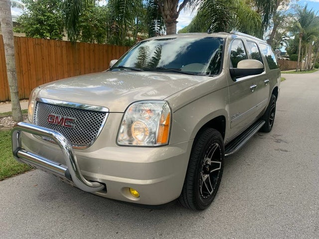 2009 GMC Yukon XL Fleet 1500