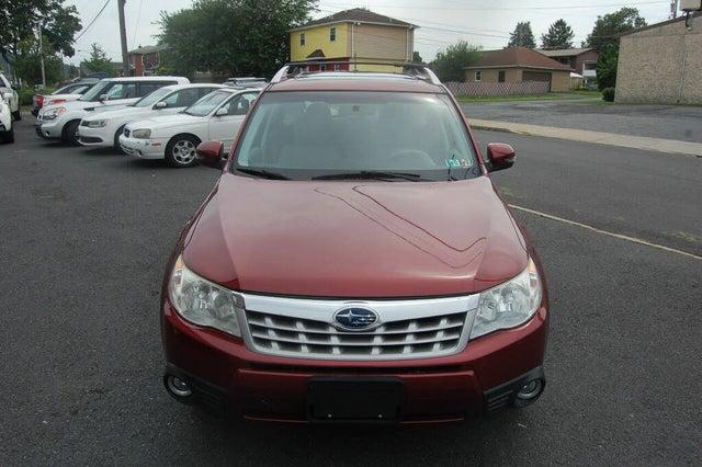 2011 Subaru Forester 2.5 X Touring