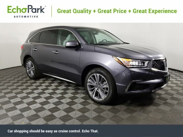2018 Acura MDX FWD with Technology Package