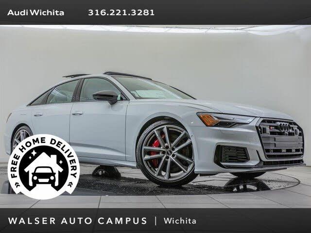 2021 Audi S6 2.9T quattro Prestige Sedan AWD