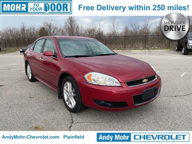 2014 Chevrolet Impala Limited LTZ FWD