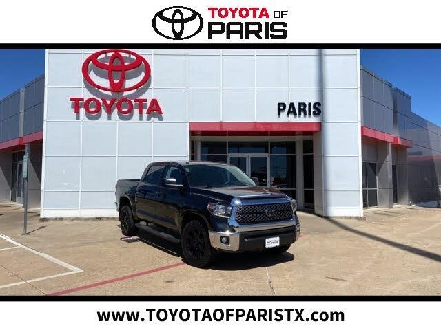 2018 Toyota Tundra SR5 CrewMax 5.7L