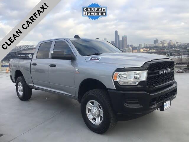 2019 RAM 3500 Tradesman Crew Cab 4WD