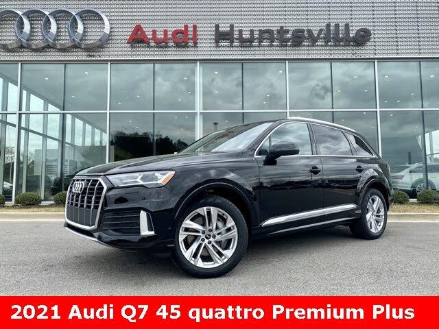 2021 Audi Q7 2.0T quattro Premium Plus AWD