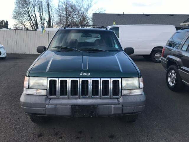 1998 Jeep Grand Cherokee Laredo 4WD