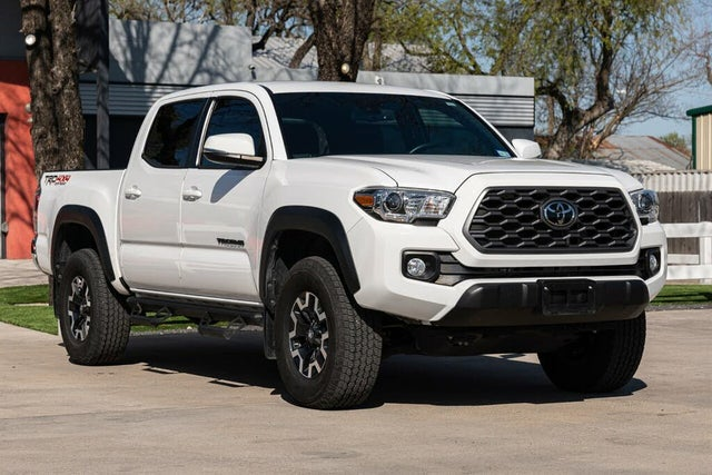 2020 Toyota Tacoma TRD Sport Double Cab 4WD