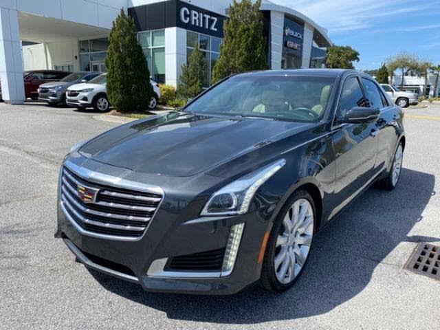 2018 Cadillac CTS 3.6L Luxury RWD