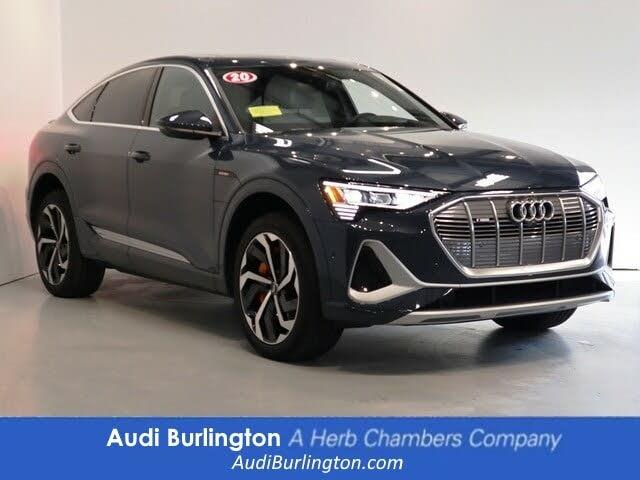 2020 Audi e-tron Prestige quattro AWD