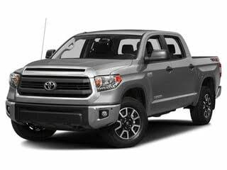 2017 Toyota Tundra SR5 CrewMax 4.6L