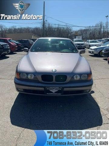 1998 BMW 5 Series 528i Sedan RWD
