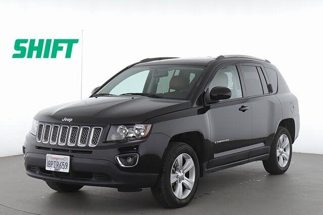 2017 Jeep Compass X High Altitude