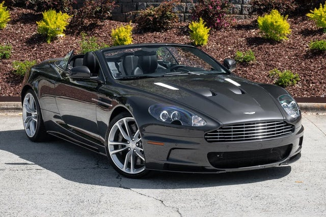 Used 2010 Aston Martin Dbs Volante Convertible Rwd For Sale With Photos Cargurus