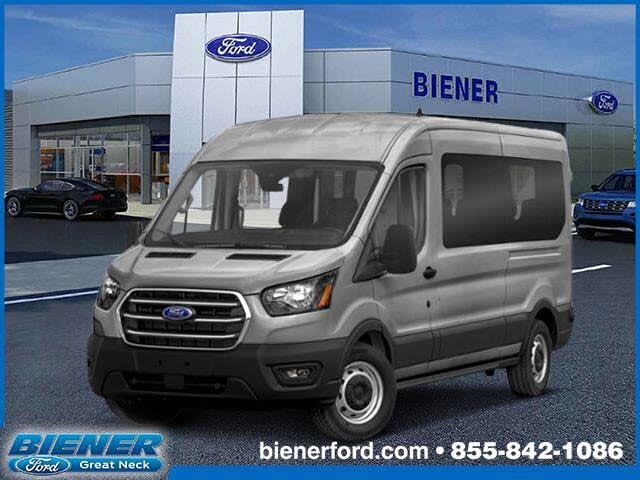 2020 Ford Transit Passenger 350 XL LWB RWD with Sliding Passenger-Side Door