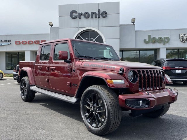 2021 Jeep Gladiator High Altitude Crew Cab 4WD