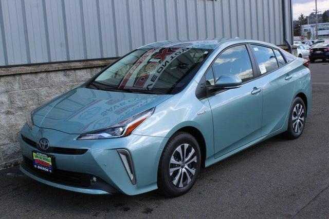 2021 Toyota Prius LE AWD-e