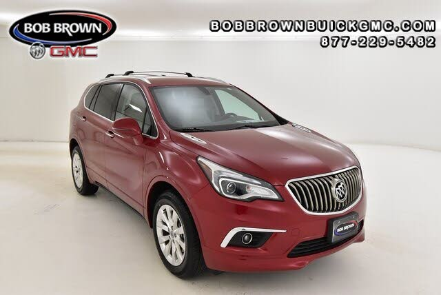 2018 Buick Envision Essence AWD