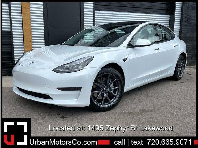 2018 Tesla Model 3 Long Range AWD