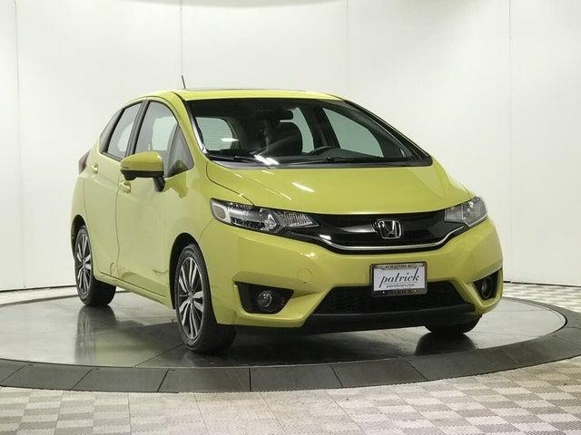 2016 Honda Fit EX-L with Navi