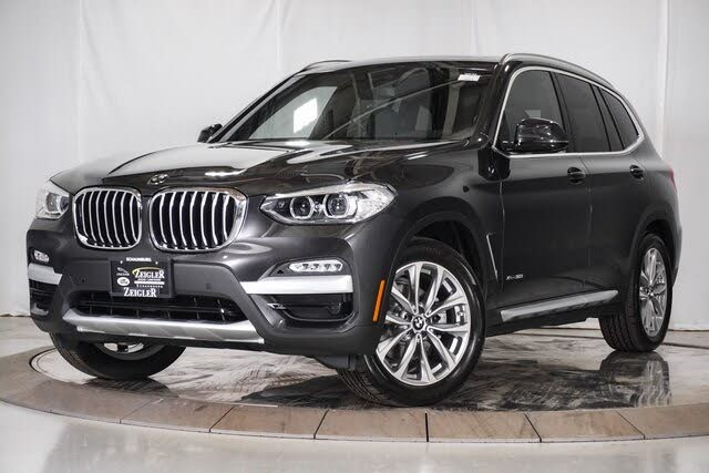 2018 BMW X3 xDrive30i AWD