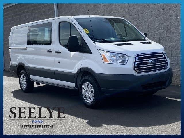 2018 Ford Transit Cargo 250 3dr SWB Low Roof Cargo Van with Sliding Passenger Side Door