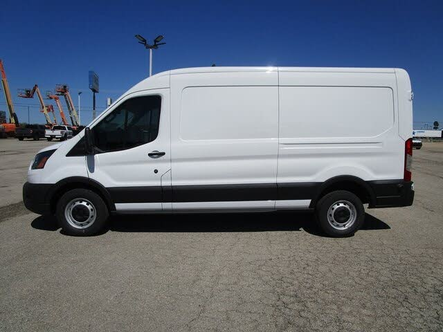 2021 Ford Transit Cargo 250 Medium Roof RWD