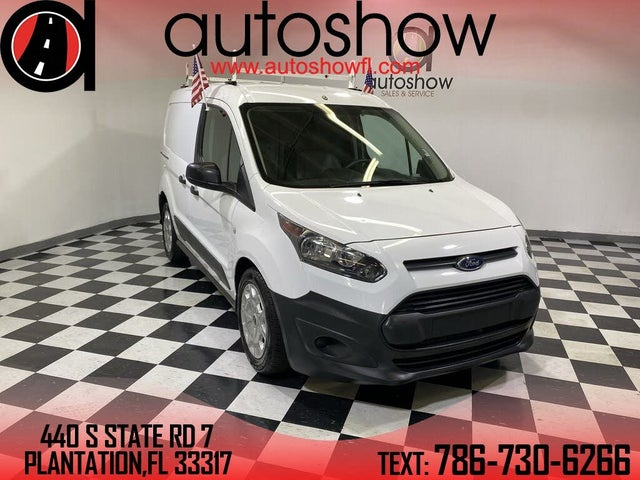 2018 Ford Transit Connect Cargo XL FWD with Rear Cargo Doors