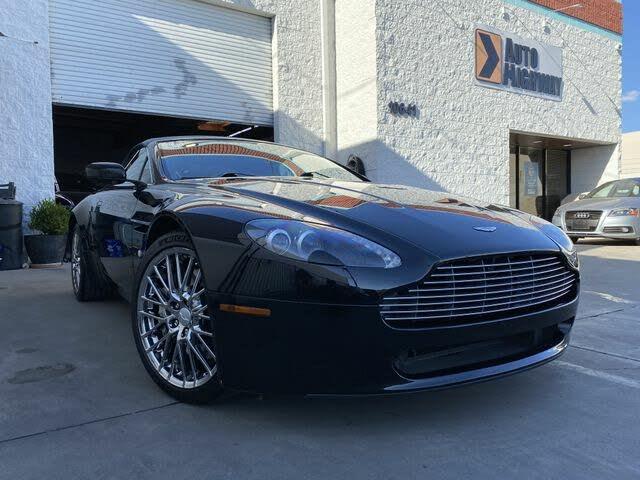 Used Aston Martin For Sale In Seattle Wa Cargurus